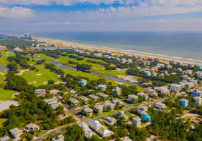 Gulf Coast Golf Course Homes for Sale